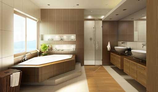 Bathroom Design - Bathroom Vanity - Bathroom Partition