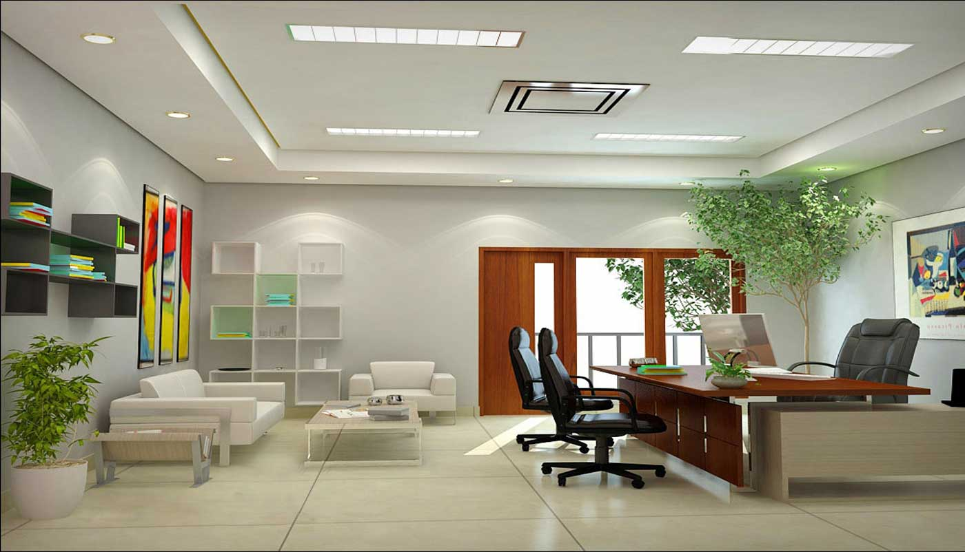 Office Turnkey Interior Design Gurgaon Delhi
