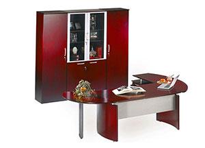 Wooden Office Furniture Desk