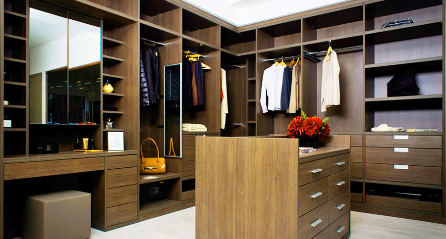 Walk-In Wardrobe Design in Dwarka - Gurgaon - Delhi