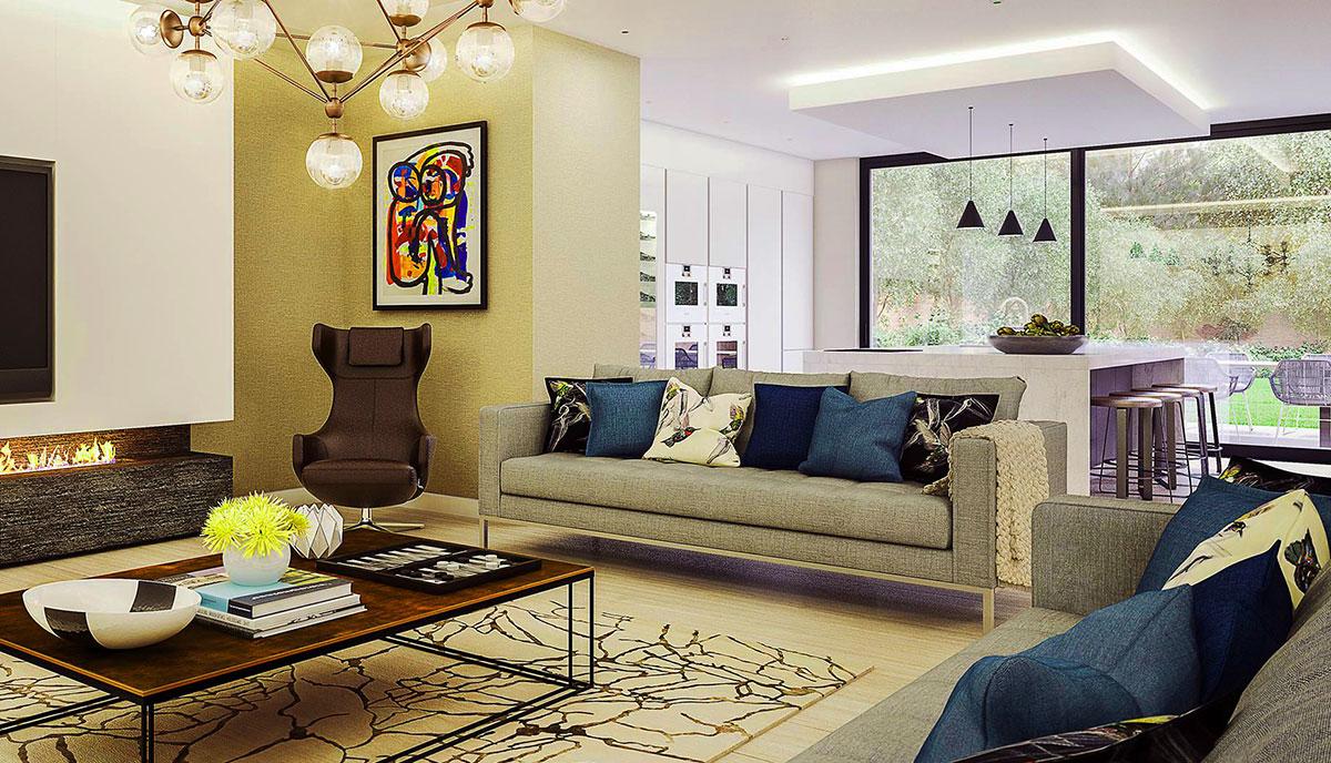 interior designer - interior decorator