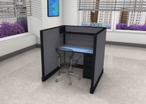 call-center-cubicle-4x4x53ds