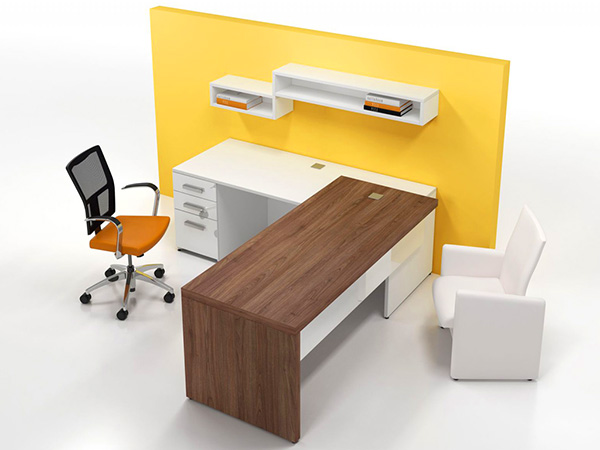 Interior Design Of Office Furniture. Contemporary Office Desk Interior  Design Of Furniture O