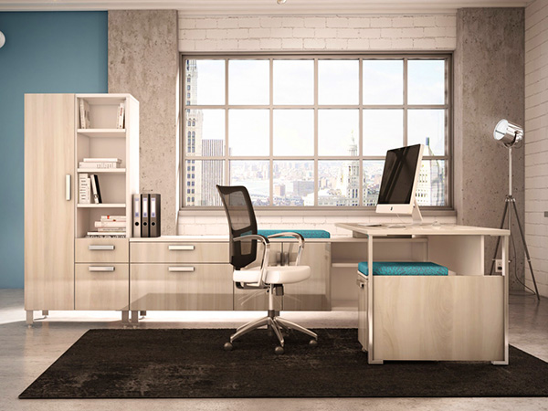 Contemporary Office Desk