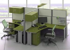 L-Office-Cubicle-4ST