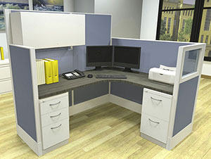Office Furniture - Modular Workstation