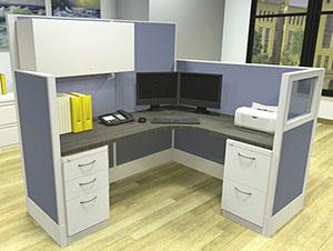 Office Furniture - Modular Workstation