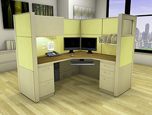 Reo Modular Office Workstation